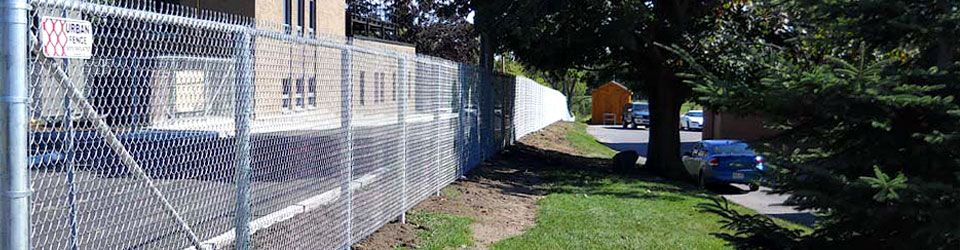 Our customer's fence